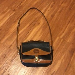 Vintage Dooney & Burke shoulder bag